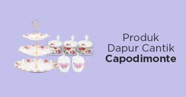 Produk Dapur Capodimonte