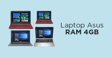 Laptop Asus RAM 4GB Aceh