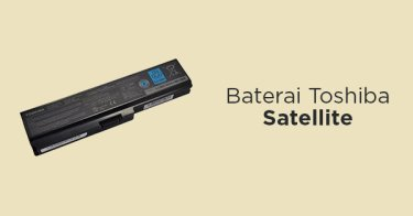 Baterai Toshiba Satellite Bandar Lampung