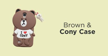 Brown Cony Case