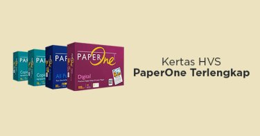 Kertas HVS PaperOne Tangerang Selatan