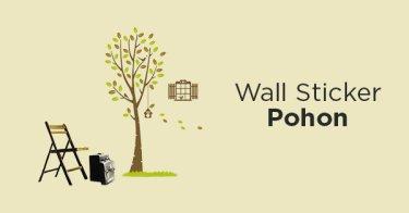 Wall Sticker Pohon Pekalongan