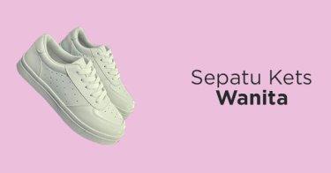Sepatu Kets Wanita Depok