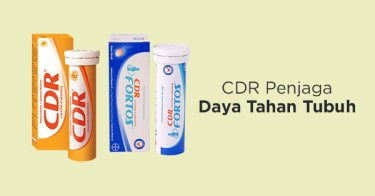 CDR Calcium-D-Redoxon