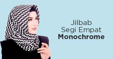 Jilbab Monochrome Bandung