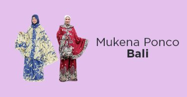 Mukena Ponco Bali