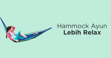 Jual Hammock Ayun dengan Harga Terbaik dan Terlengkap