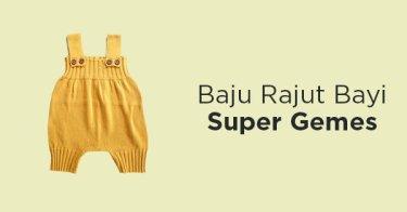Pakaian Bayi Rajut