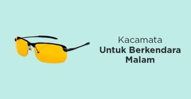 Kacamata Berkendara Malam DKI Jakarta