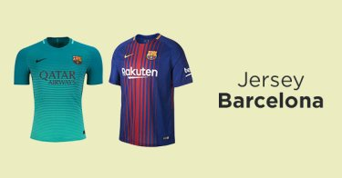 Jersey Barcelona Cilegon