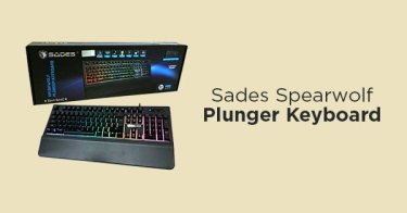 Sades Spearwolf Plunger Keyboard