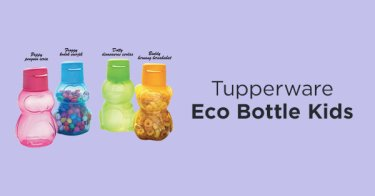 Tupperware Eco Bottle Kids