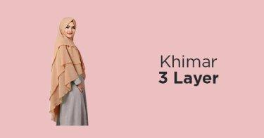 Khimar 3 Layer