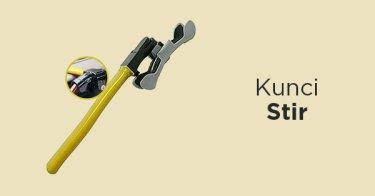 Kunci Stir Sumatera Utara