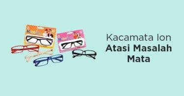 Kacamata K-Ion Nano Sulawesi Tengah