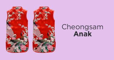 Cheongsam Anak