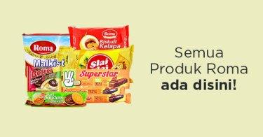Biskuit Roma Sumatera Utara