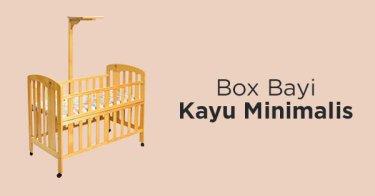 Box Bayi Kayu