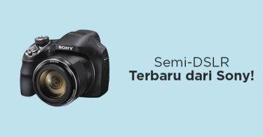 Jual Sony CyberShot DSC-H400 dengan Harga Terbaik dan Terlengkap