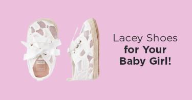 Sepatu Renda Bayi Depok