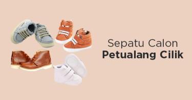 Sepatu Bayi Petualang