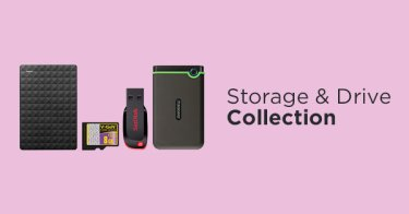 Storage & Drive Collection