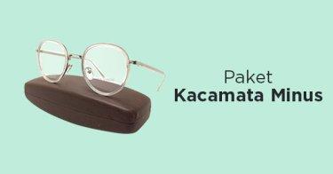 Paket Kacamata Minus Magelang