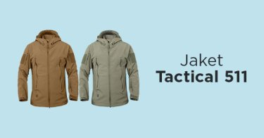 Jaket Tactical 511