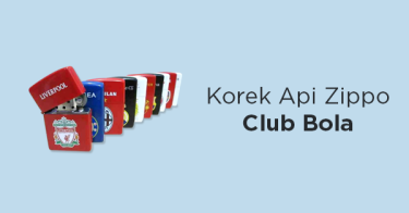 Korek Api Zippo Club Bola