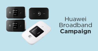 Huawei Broadband Campaign