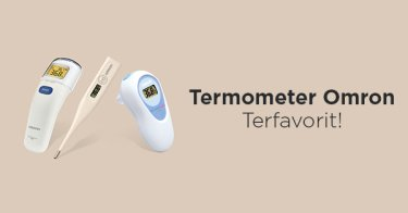 Termometer Omron DKI Jakarta
