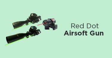 Red Dots Airsoft Gun
