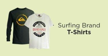 Kaos Surfing Brand Banten