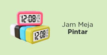 Digital Desktop Smart Clock