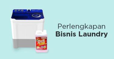 Perlengkapan Bisnis Laundry