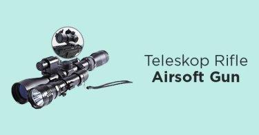 Teleskop Airsoft Gun