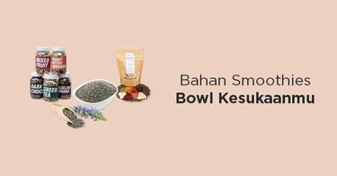 Bahan Smoothies Bowl