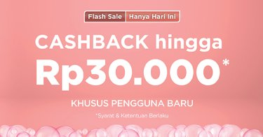 Cashback Self Pamper