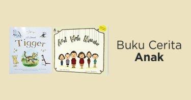 Buku Cerita Anak Jakarta Timur