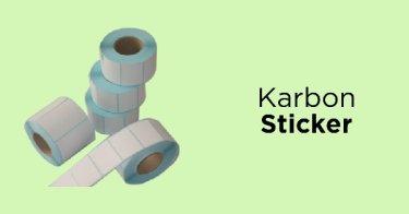 Karbon Sticker