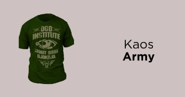 Kaos Army Banjar