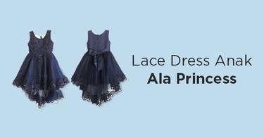 Lace Dress Anak Depok