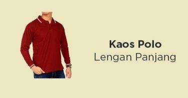 Kaos Polo Lengan Panjang Bandung
