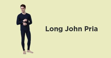 Long John Pria Jakarta Pusat