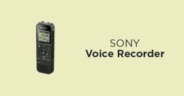 SONY Voice Recorder Bogor