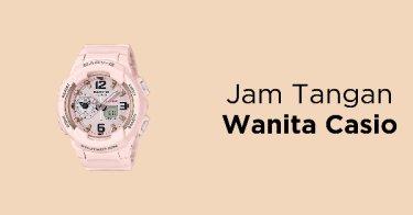 Jam Tangan Wanita Casio Bandar Lampung