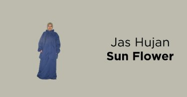 Jas Hujan Sun Flower
