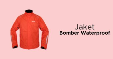 Jaket Bomber Waterproof