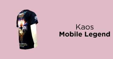 Kaos Mobile Legend DKI Jakarta