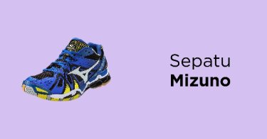 Sepatu Mizuno DKI Jakarta